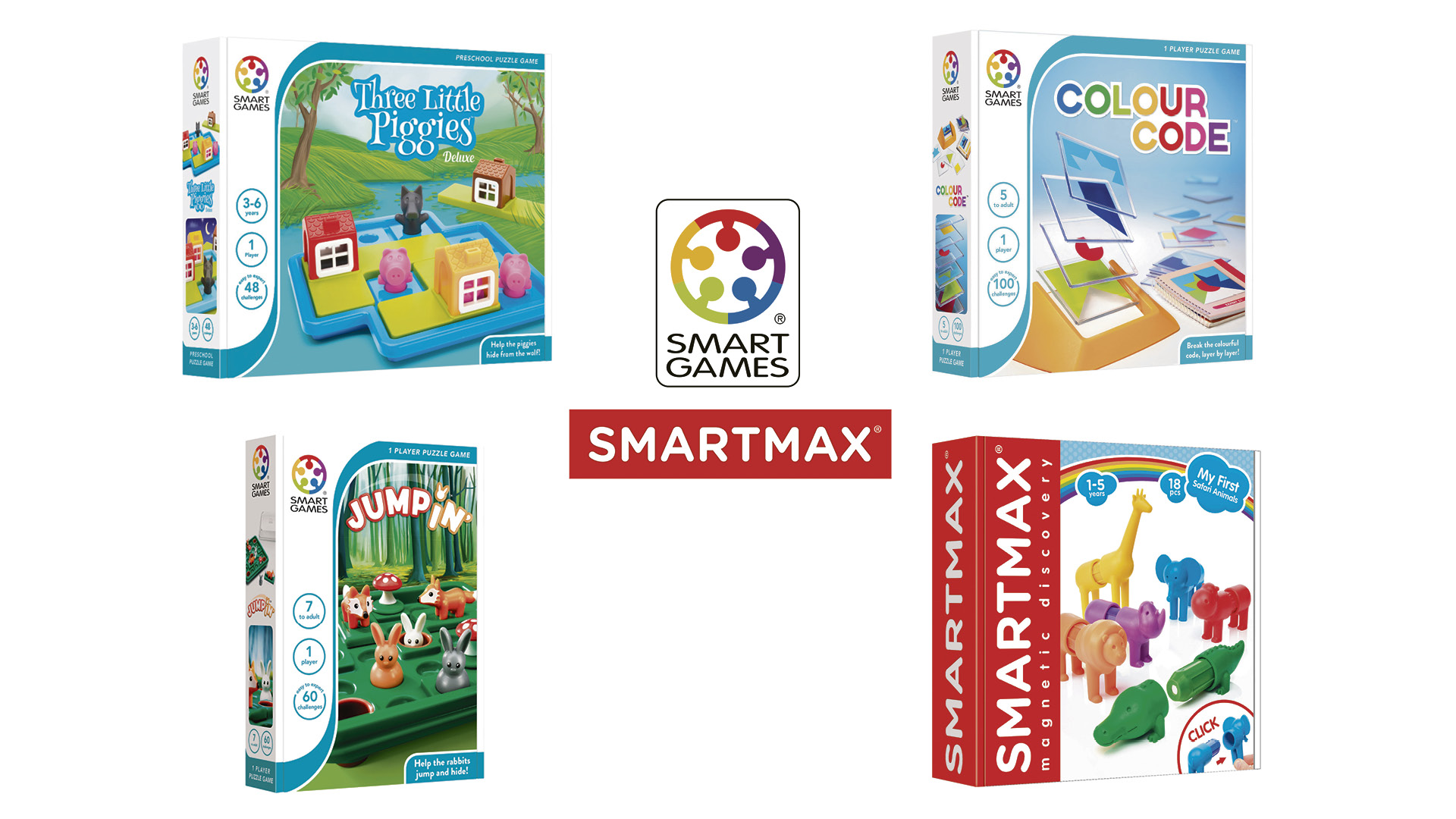 Smart Toys and Games bundle