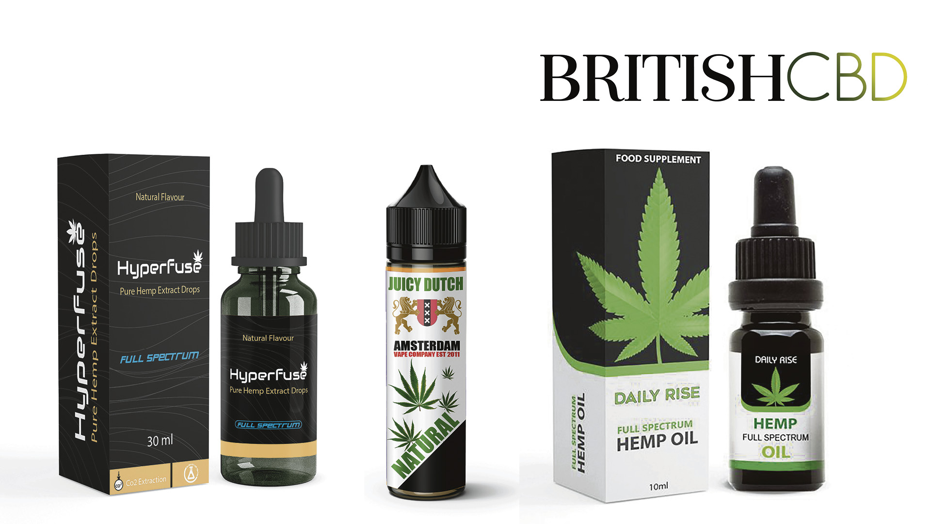 Voucher to spend on quality CBD products