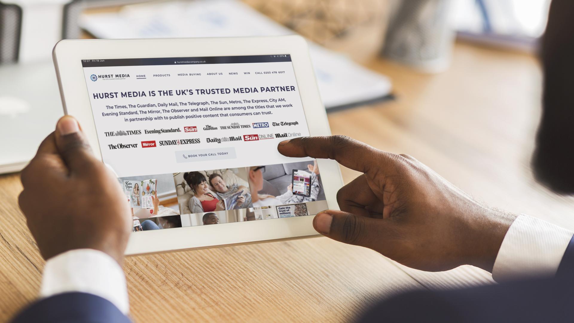 Easier media planning via new website