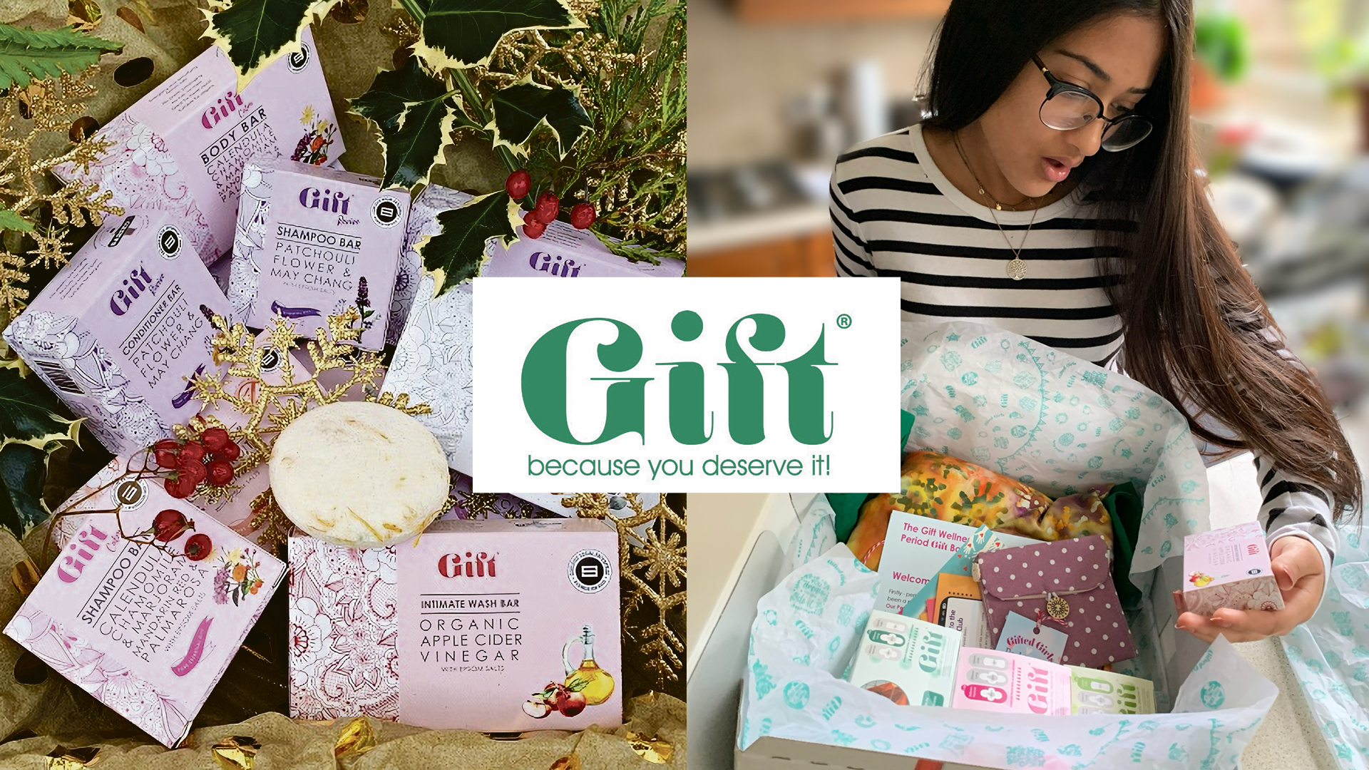 Win a hamper of ethical  products Worth £154!