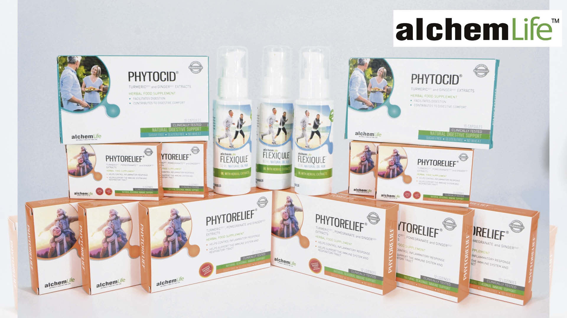 Win all-natural  supplements from Alchemlife Worth £108.41!