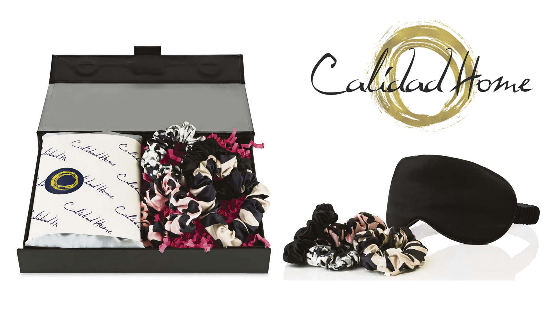 Win a 100% Mulberry Silk pillowcase, eye mask and scrunchie Worth £157.90!
