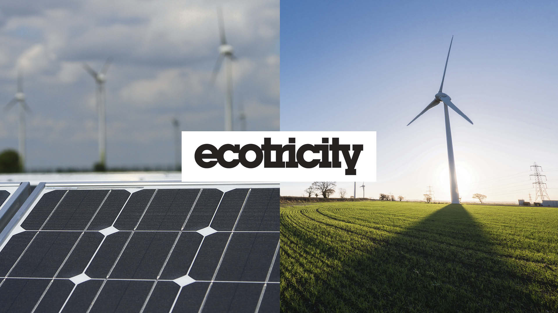 Win John Lewis vouchers with Ecotricity, the UK's greenest energy company Worth £200!