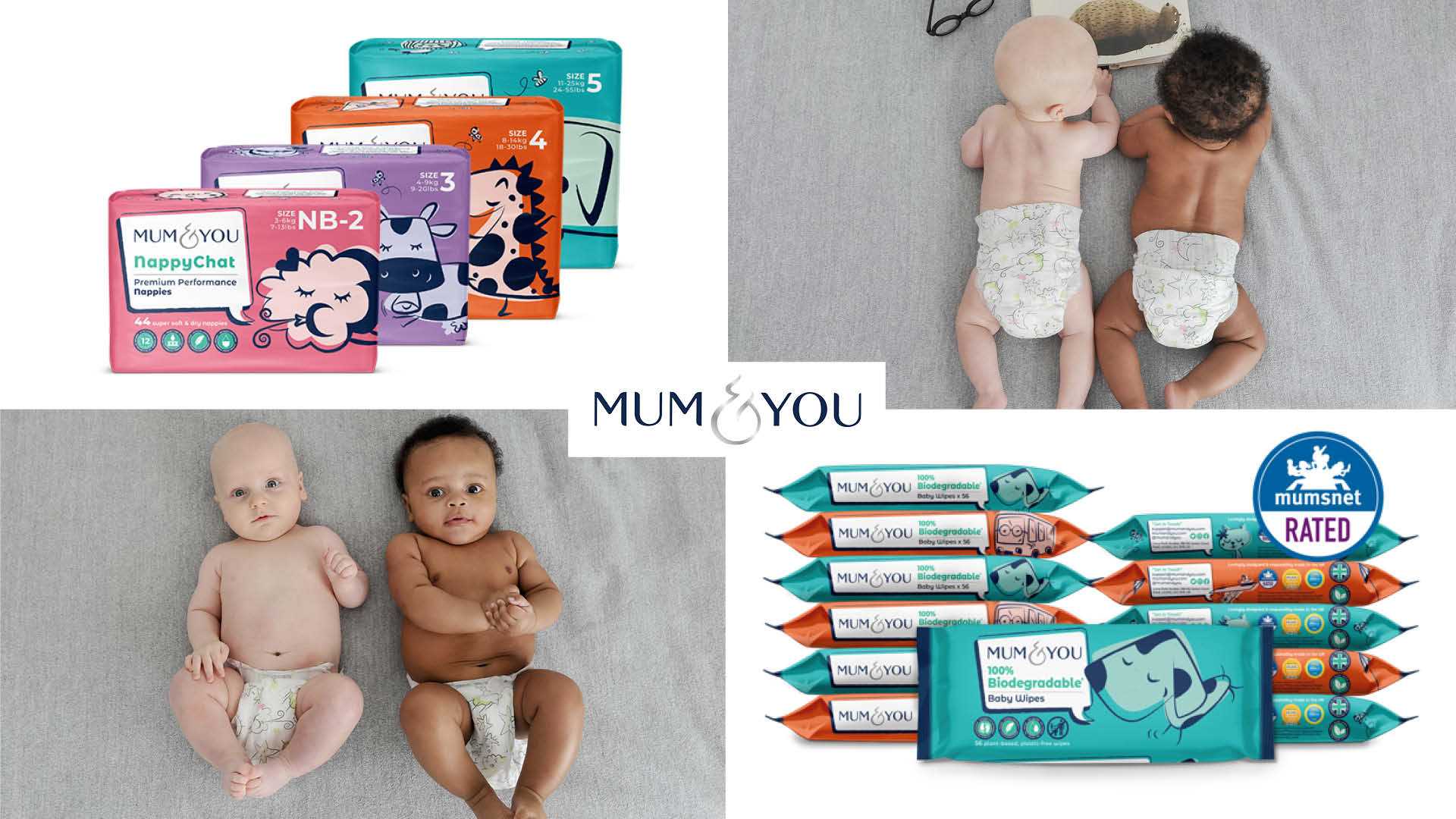 WIN a year's supply of eco nappies and wipes delivered every month Worth £509!