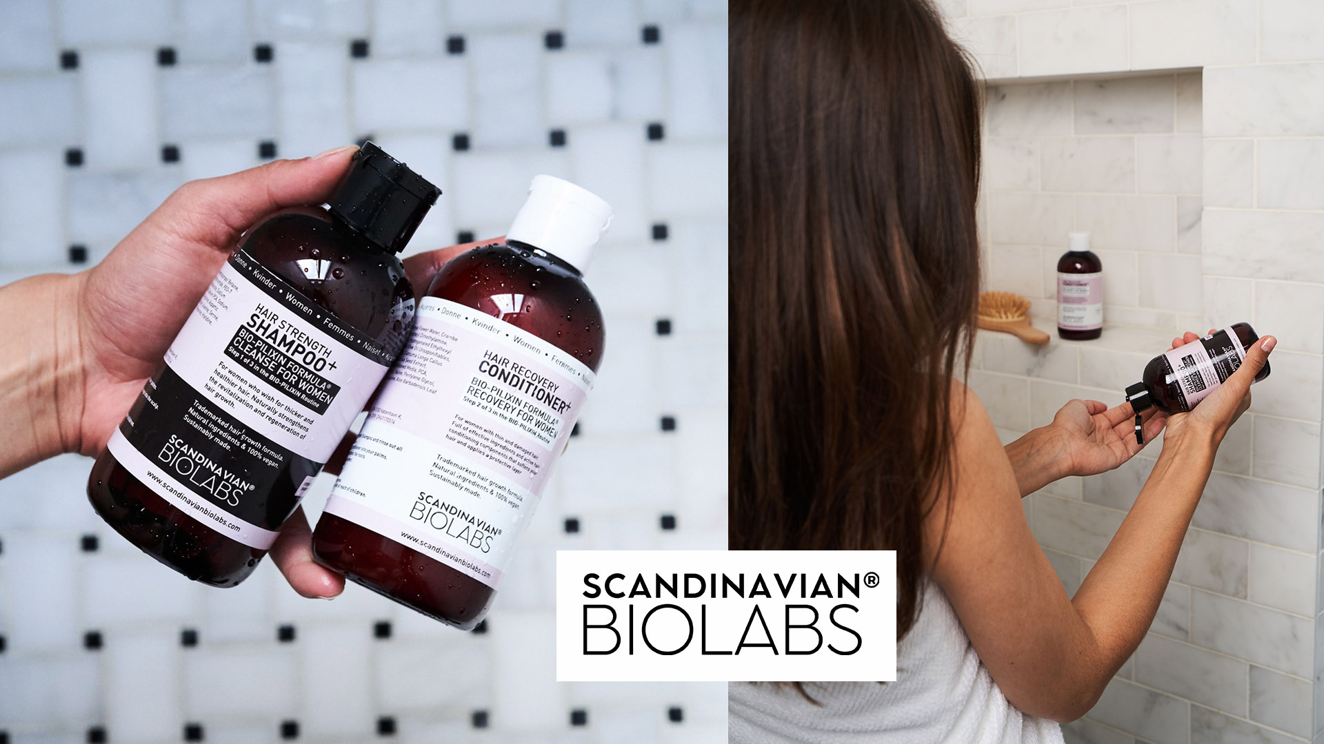 Win a six-month subscription for the Hair Growth Routine Worth£305!
