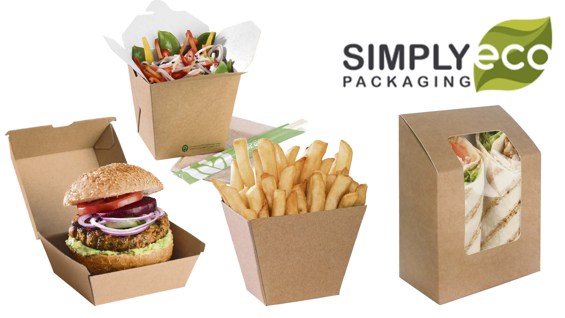 Win eco-friendly food and drink packaging Worth £250!