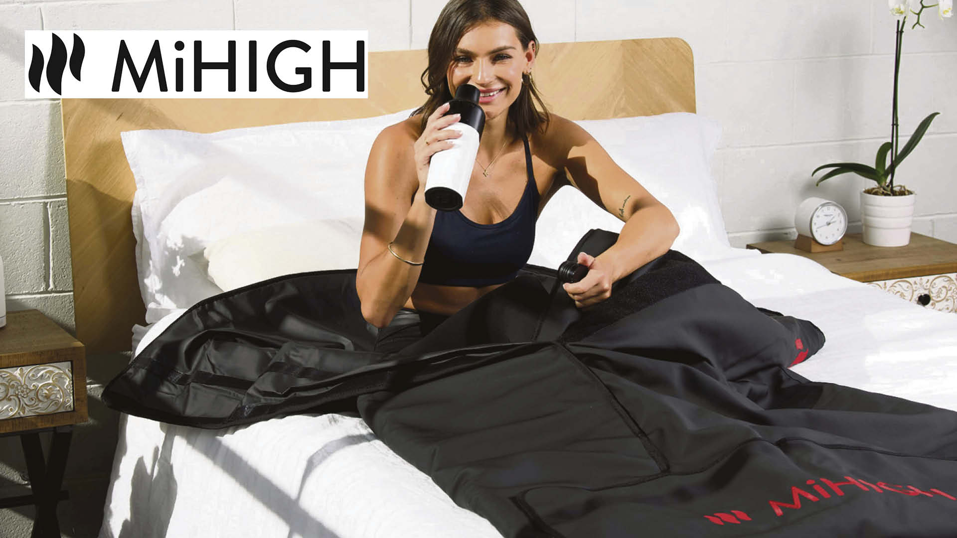 Win an infrared sauna blanket for your home Worth £399!