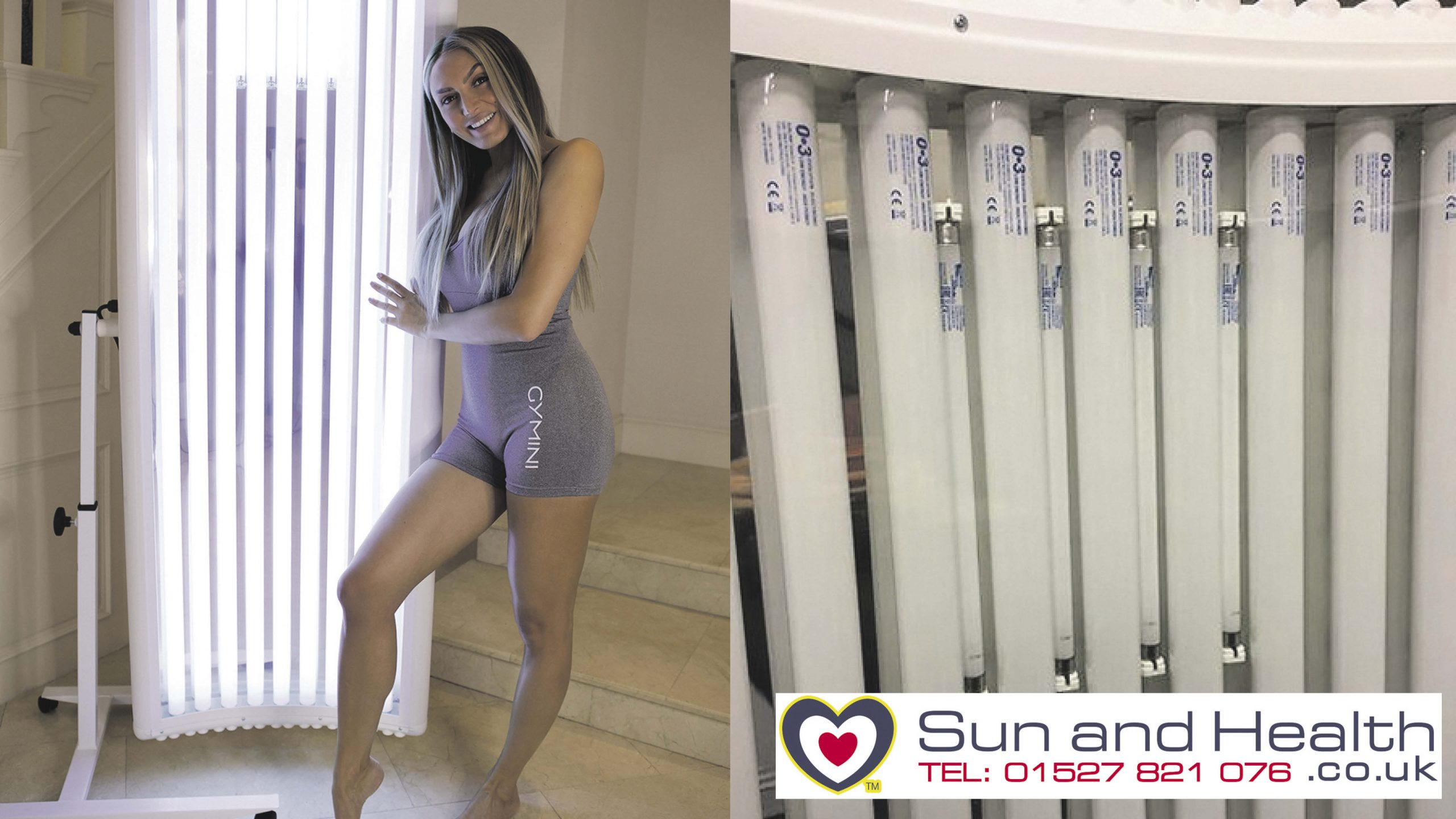 deluxe sunbed for your home