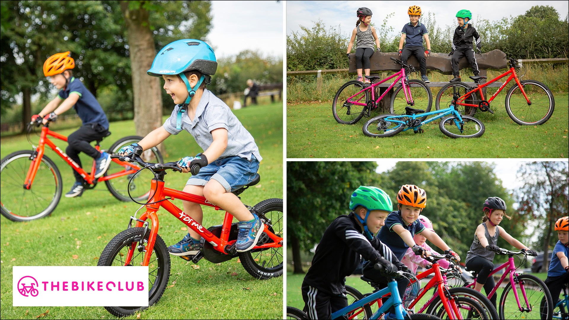 12-month kids bike subscription