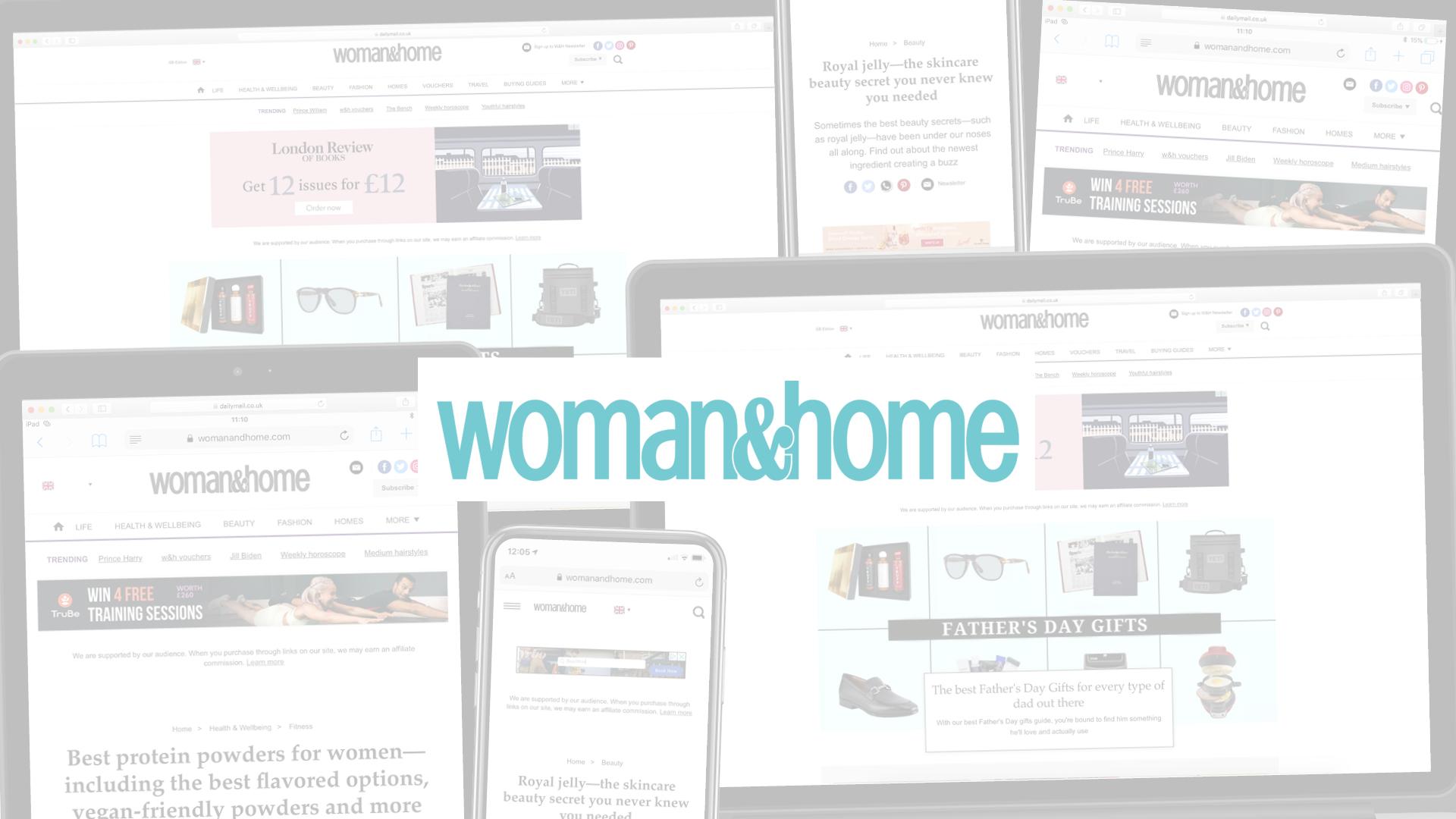 Woman & Home
